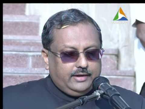 ABUDHABI INDIAN EMBASSY, Middle East Edition News, 12.09.2014, Jaihind TV, Leskhmi Shaji