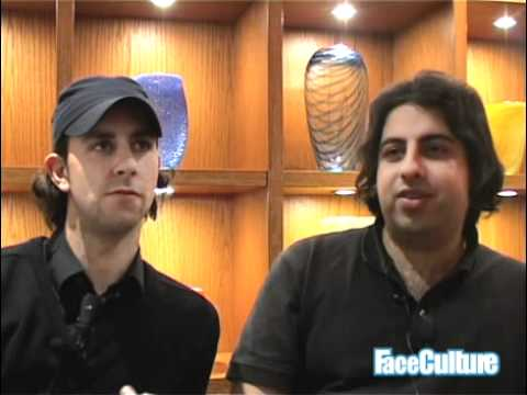 Maximo Park interview - Paul Smith and Archis Tiku (part 5)