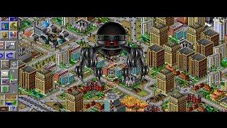 Gemini Bull Live Stream Playing Simcity 2000 Again!!!