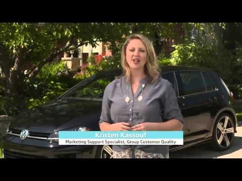 Volkswagen Models   Enter Destination via Touch Screen