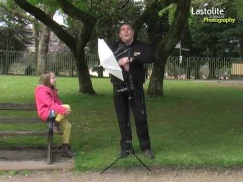 Using the Lastolite Brolly Grip and 20″ Umbrella (pt2)