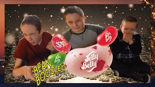 KIDS DO JELLY BEAN BOOZLED CHALLENGE - GROSS