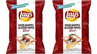 Lay's Bacon-Wrapped Jalapeno Popper Chips