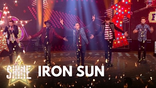 Iron Sun perform 'Shut Up And Dance' by Walk The Moon - Let It Shine - BBC One