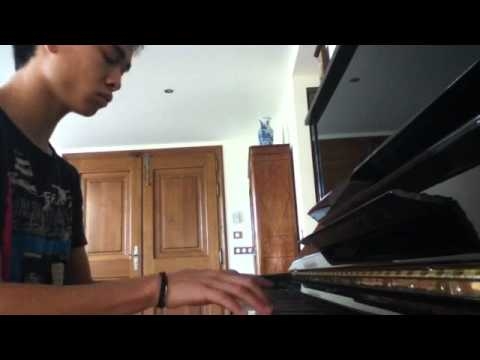Taylor Swift - Sparks Fly Piano Cover