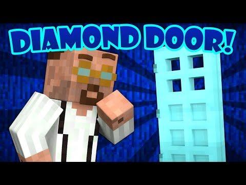 Why Diamond Doors Don't Exist - Minecraft