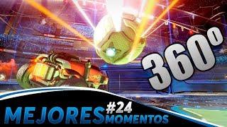 MEJORES MOMENTOS #24 | Rocket League
