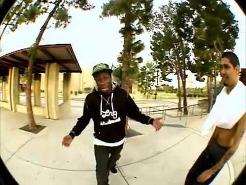 Digital Skateboarding Get Tricks Or Die Tryin' Gailea Momolu Part