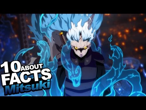 "10 Facts About Mitsuki You Should Know!!! w/ ShinoBeenTrill ""Naruto Shippuden/Boruto Anime"" thumbnail"