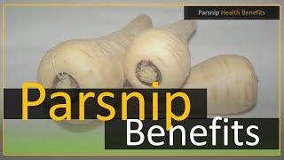Parsnip Health Benefits