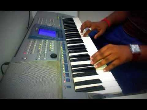 Jeene Laga Hoon - Ramaiya Vastavaiya (keyboard Cover) | By Parag Shah video