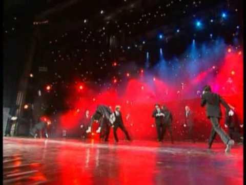 BEST dance show russian TODES