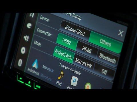Pioneer AVH-4100NEX multimedia receiver