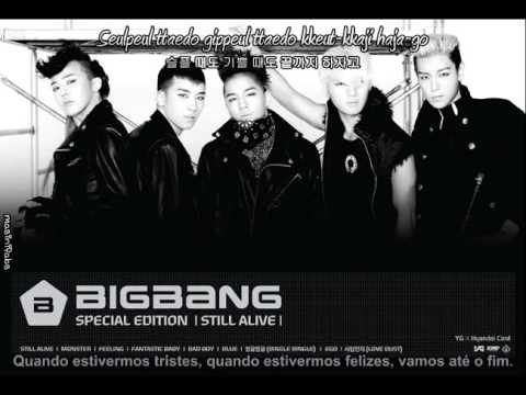 Bigbang - Monster (legendado Pt br) video