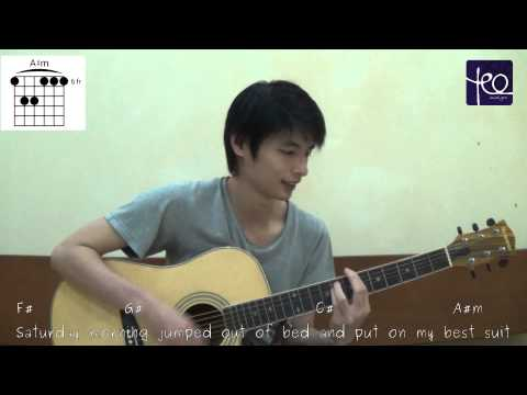 Akustik Gitar - Belajar Lagu (rude - Magic!) video
