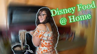 Ohana Noodles Recipe - Vegan & non-vegan cooking and food review - Disney's Polynesian Resort Treats