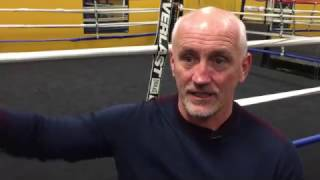 "Barry McGuigan ""Why Some Amateurs Struggle As Professionals"""