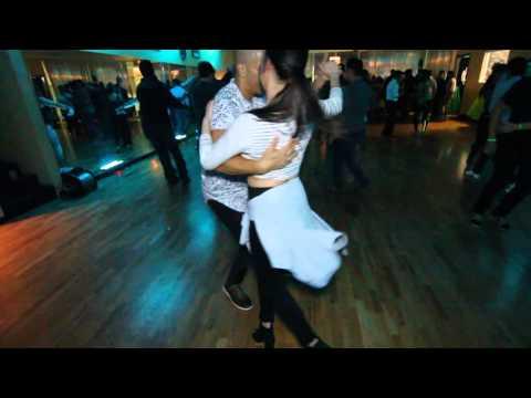 Salrica Salsa Social - Jorge y Danielle