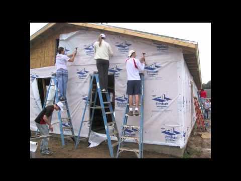 Greek Sponsorship with Lafayette Habitat Spring 2012