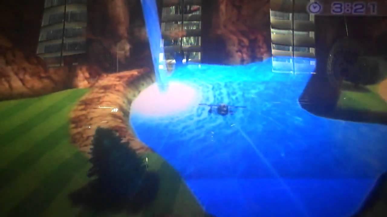Wii Sports Resort Island Flyover Secrets