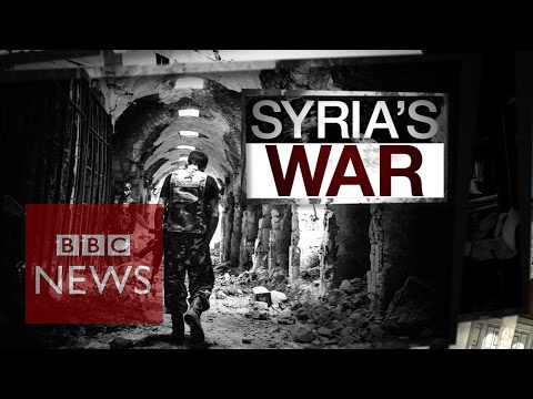 Syria's War: Through the eyes of the people