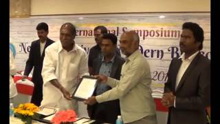 chief minister of Pondycerry thiru N.Rangasamy presenting the Community Service award to Dr.Thomas