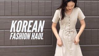 Korean Fashion Haul / ?? ?? ??