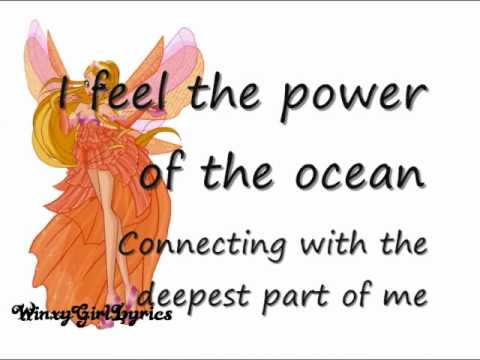 Winx Club Season 5 Sirenix Lyrics