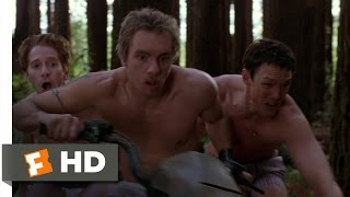 Without a Paddle (6/9) Movie CLIP - ATV Speeder Chase (2004) HD