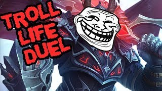 SALTY? ANNOYED? | TYR (ALL DEFENSE) - Smite S5 Troll Ranked Duel Ep.15