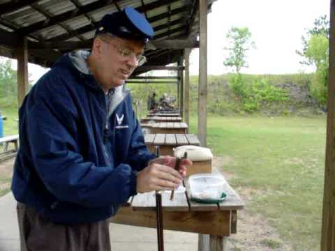 Shooting Civil War Remington Zouave Rifled Musket