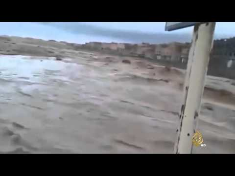 فيضانات كلميم ...