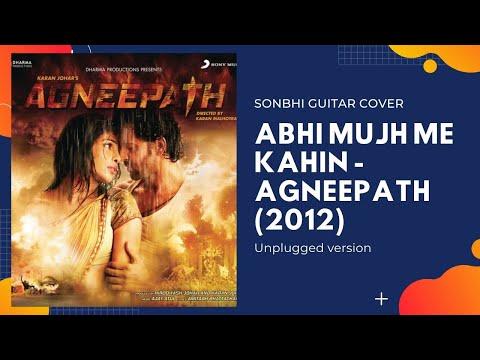 Abhi Mujh main Kahi (AGNIPATH COVER).mpg