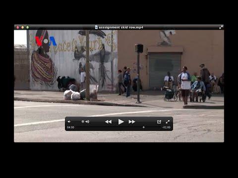 Saving Women on Skid Row (On Assignment)