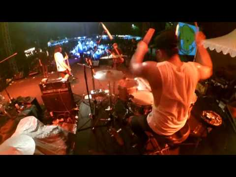 Begundal Lowokwaru - Live at Bali Fullset Part 2 (Drum Cam)