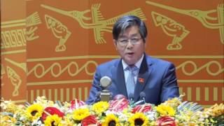 """Bài phát biểu """"gây tiếng vang"""" của bộ trưởng Bùi Quang Vinh tại đại hội 12"""