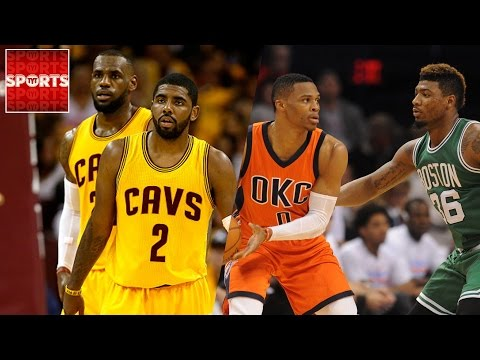 Would the CELTICS with WESTBROOK Win the Eastern Conference? [NBA2k16 What If]