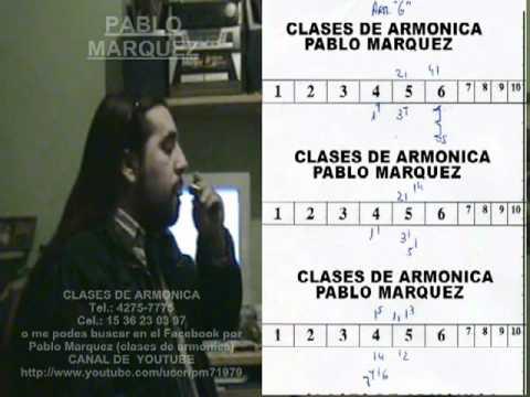 CUANDO ESTES ACA CLASES DE ARMONICA PABLO MARQUEZ