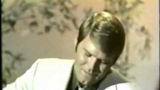 Glen Campbell Take My Hand For A While Johnny Cash Show
