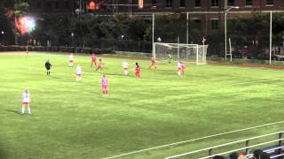 NJIT Women's Soccer Delaware State Highlights