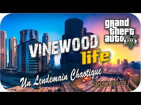 GTA 5: VINEWOOD LIFE   Lendemain chaotique   Ep.3 [Série/Film RP]
