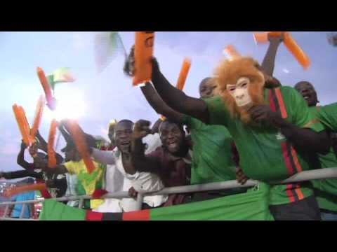 Fans during Zambia vs Cape Verde - Orange Africa Cup of Nations, EQUATORIAL GUINEA 2015