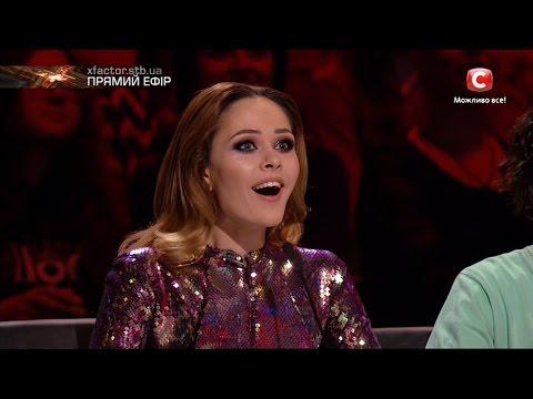 Юлия Санина победила в номинации M1 Music Awards |Шестой прямой эфир «Х-фактор-7» (10.12.2016)