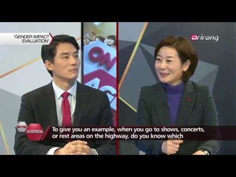 On The Agenda _  Korea's policies for gender equality _ Part 3