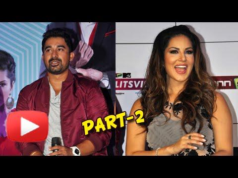 Sunny Leone Dance at MTV  Splitsvilla 8 Launch With Rannvijay Singh - Watch Now | Part 2