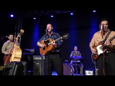 Ric & The Dukes - La Plaga @ Rockabilly Night, Seesen