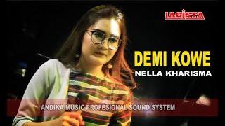 Nella Kharisma - Demi Kowe - OM Lagista LIVE Alun - Alun Kutoarjo 3 Juli 2019