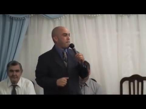 Evangelista Carlos López (Ex-Brujo) - Testimonio del Infierno - Parte 1