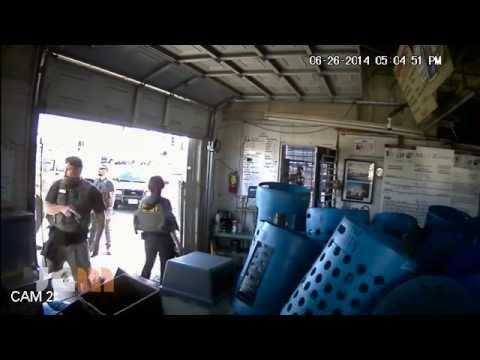 Recycle Shop Security Camera 2