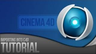 Photoshop Tutorial_ Import Logo's into Cinema 4D